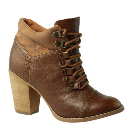New Not Rated Womens Bearwood Tan Ankle Boots Size 6 884886080628 | eBay