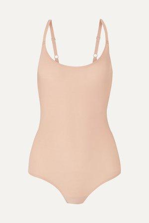 Chantelle   Soft stretch-jersey bodysuit   NET-A-PORTER.COM