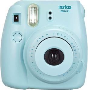 Fujifilm Instax Mini 8 Instant Camera - Blue – Electra Deals