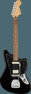 Fender Player Jaguar, diapasón de Pau Ferro,Electric Guitar