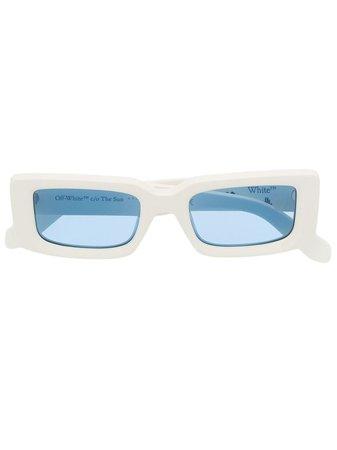 Off-White Arthur rectangular-frame Sunglasses - Farfetch
