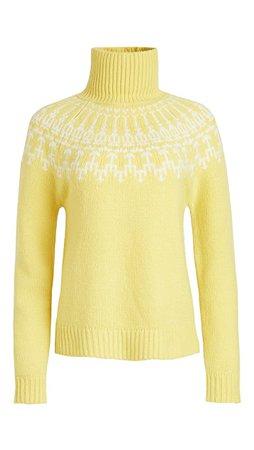 Tory Sport Merino Fair Isle Sweater | SHOPBOP