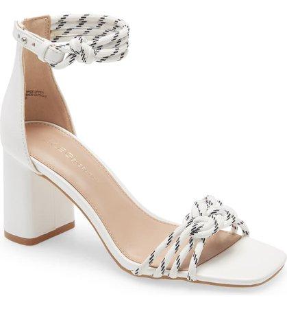 BCBGeneration Telila Ankle Strap Sandal (Women) | Nordstrom