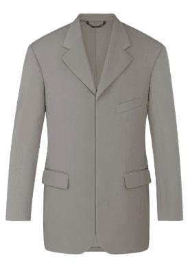 Louis Vuitton Adjustable Strappy Jacket 1