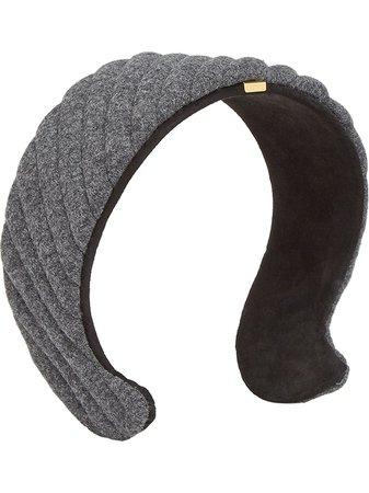 Fendi quilted headband FXQ677AEAO - Farfetch