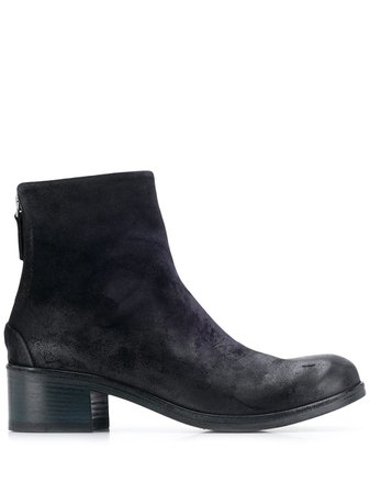Marsèll Zipped Ankle Boots - Farfetch