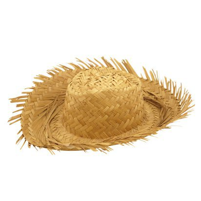 Straw Beach Hat | Party Delights