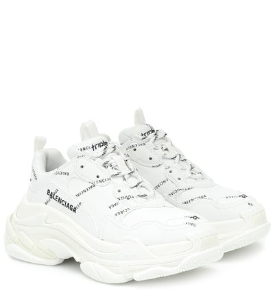 Balenciaga - Triple S sneakers | Mytheresa