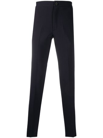 Sandro Paris cotton tailored trousers - FARFETCH