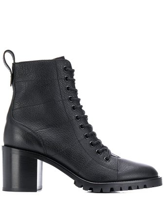 Jimmy Choo lace-up ankle boots - FARFETCH