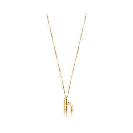 LV & Me necklace, letter H - Accessories   LOUIS VUITTON ®