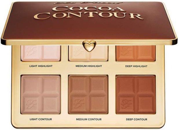 Cocoa Contour Palette