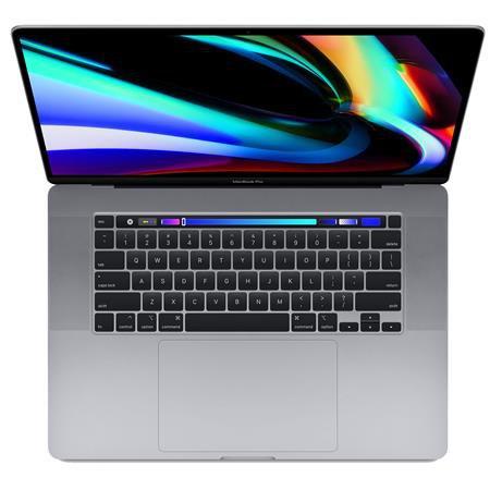 """Apple 16"""" MacBook Pro, i7 2.6GHz, 16GB RAM, 512GB SSD, Radeon 5300M 4GB, Gray MVVJ2LL/A"""