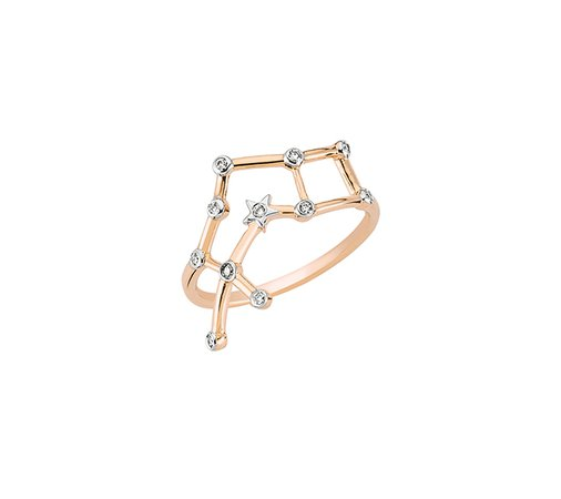 Virgo Ring | Rings | Products | BEE GODDESS