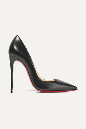 Christian Louboutin | So Kate 120 leather pumps | NET-A-PORTER.COM
