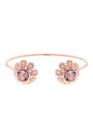 Ted Baker London | Swarovski Crystal Embellished Seniie Crystal Daisy Lace Cuff | Nordstrom Rack