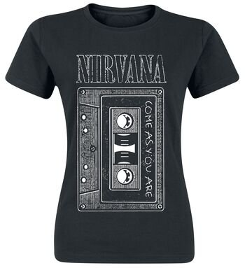 As You Are Tape | Nirvana T-Shirt | EMP