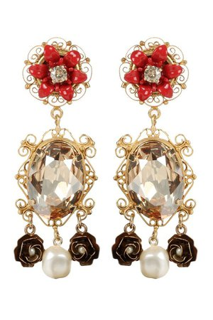dolce gabbana earring