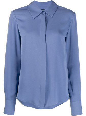 TOM FORD Silk button-up Blouse - Farfetch