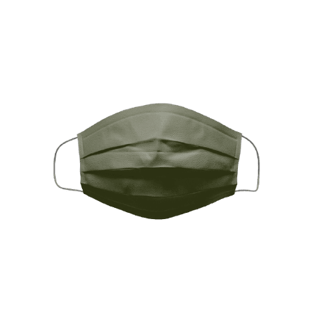 POPme Mask Disposable Face Mask – Army Green