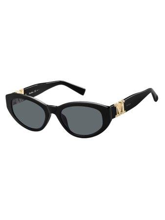 Max Mara Max Mara MM BERLIN II/G Sunglasses - /ir Black - 11295325   italist