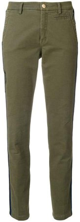 History Repeats slim fit trousers