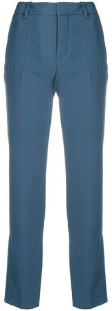 Zadig&Voltaire contrast side panel trousers