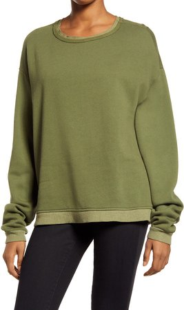 Thermal Edge Sweatshirt