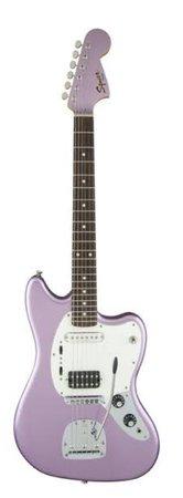 lilac guitar