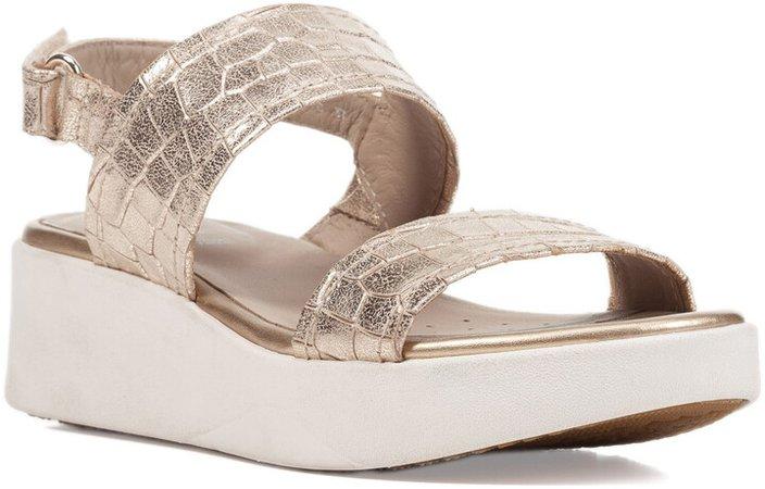 Laudara Platform Sandal