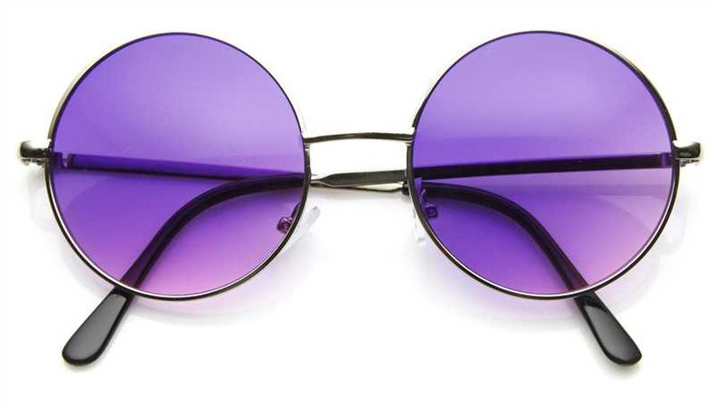 purple shades