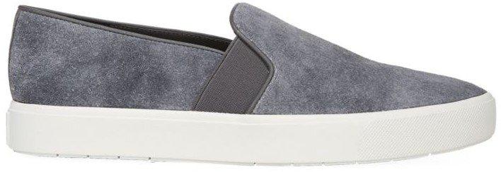 Blair Suede Slip-On Sneakers
