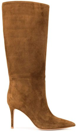 stiletto boots