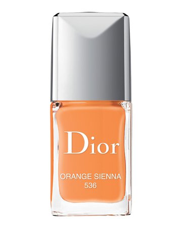 Dior Limited Edition, Orange Sienna