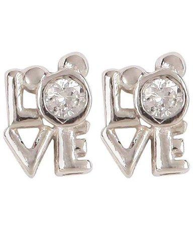 disney love earrings