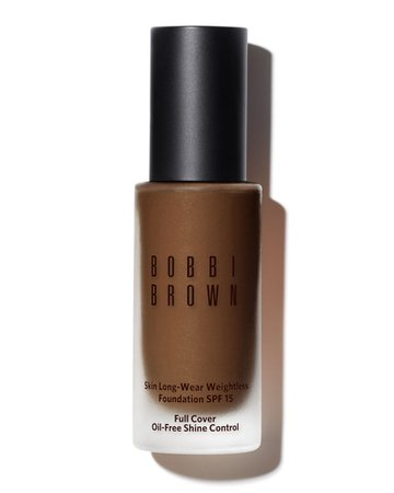 Bobbi Brown Skin Long-Wear Weightless Foundation SPF 15 Walnut   Neiman Marcus