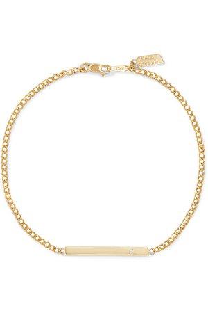 Loren Stewart | Gold diamond bracelet | NET-A-PORTER.COM