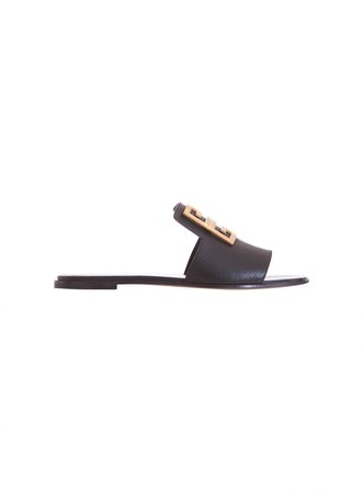 Givenchy 4g Flat Sandals