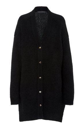 large_sally-lapointe-black-cashmere-blend-ribbed-oversized-cardigan-2.jpg (1598×2560)