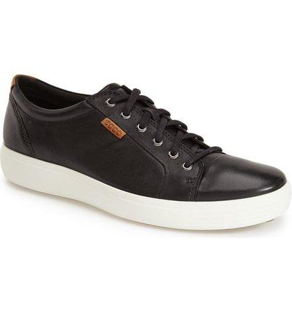 ECCOSoft VII Lace-Up Sneaker (Men)   Nordstrom