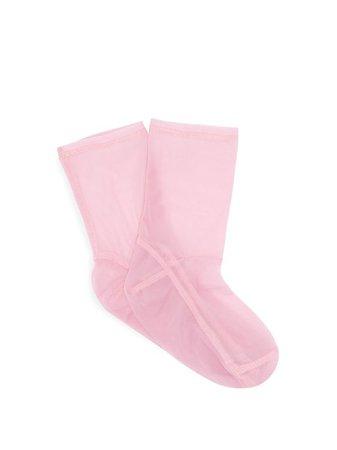 Mesh ankle socks | Darner Socks | MATCHESFASHION.COM AU