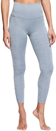 Nike Women's Yoga Ruched 7/8 Training Tights | DICK'S Sporting Goods