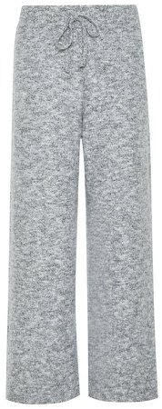DP Petite Grey Brushed Trousers