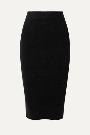 alexanderwang.t | Stretch-knit skirt | NET-A-PORTER.COM