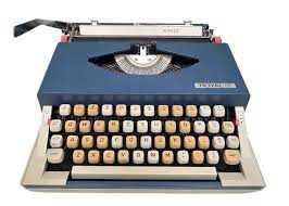 typewriter tumblr - Google Search