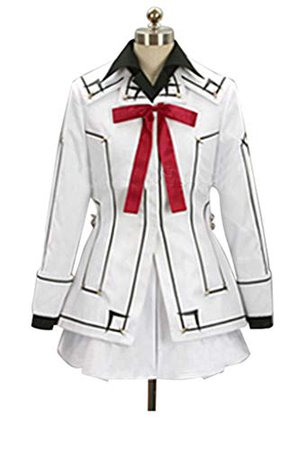 Amazon.com: Ya-cos Vampire Knight Yuki Cosplay Costume Night Class/Day Class Uniform: Clothing