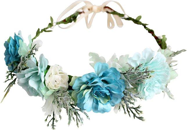 Flower Headband Floral Crown Festival