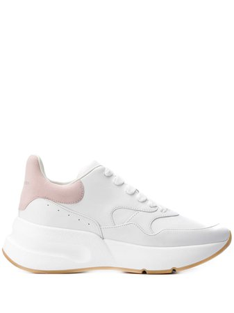 Alexander McQueen chunky Runner sneakers £460 - Shop Online - Fast Delivery, Free Returns