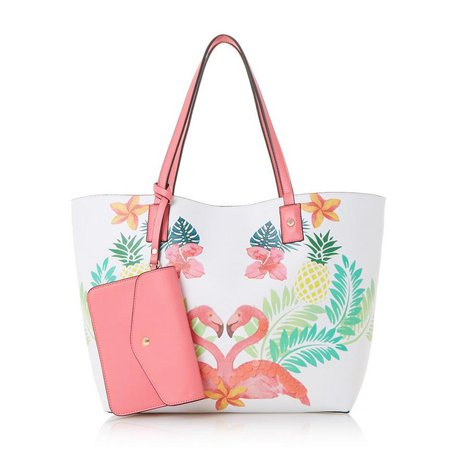 Résultats Google Recherche d'images correspondant à http://www.equinoxecadeaux.com/4500-large_default/beach-bag-flamingo-design-4-colors-assorted.jpg