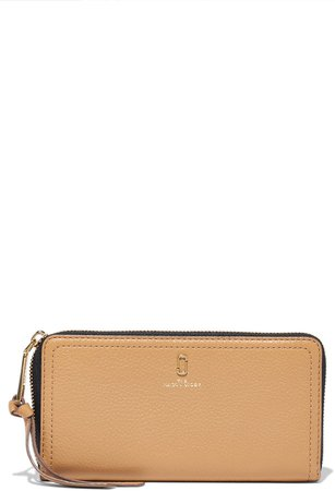 Standard Leather Continental Wallet